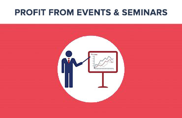 Profit From Events & Seminars